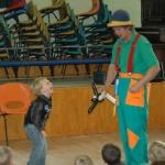 mr dan school shows