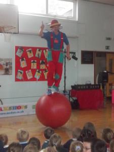 circus skills doncaster